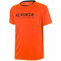 تی شرت آستین کوتاه مردانه فورزا مدل Till Orange