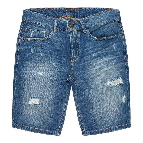 لیست 46 مدل شلوارک مردانه جین و راحتی