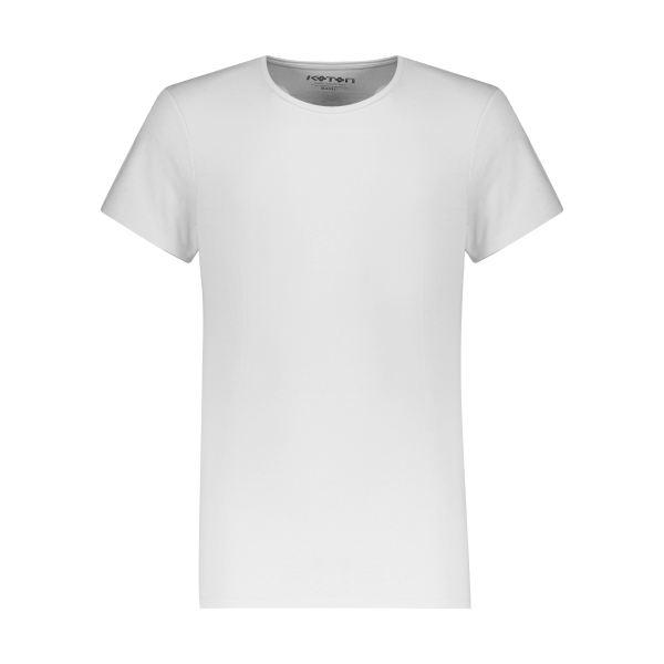 36 مدل تیشرت ساده مردانه مشکی سفید و رنگی